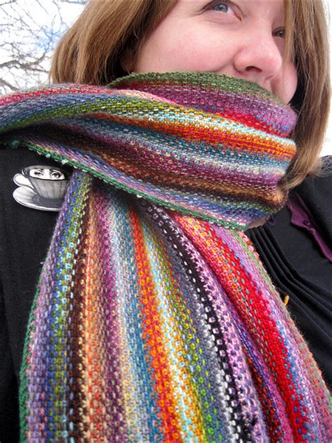 knitting patterns for leftover yarn mini mania scarf exchanging