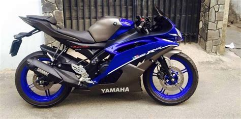 Yamaha A S201 Hitam yamaha r15 gets modified to r6 looks quite the machine