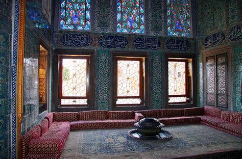 harem room topkapi palace istanbul turkey world for travel