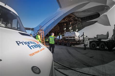 freight forwarder time critical air freight road freight