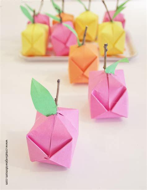 Origami Fruit - origami fruit creative