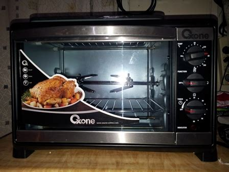 Oven Listrik Oxone 4in1 Ox 858br 4 In 1 Oven Oxone Jumbo Ox 858br Like Philip Hemat Listrik Masak Panggang