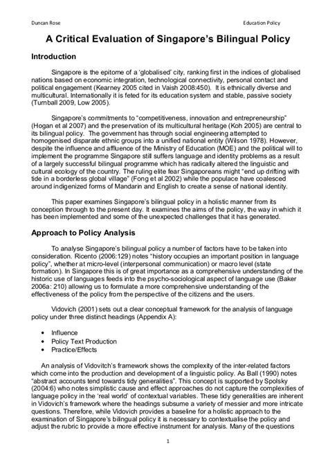 Policy Essay Topics by Policy Essay
