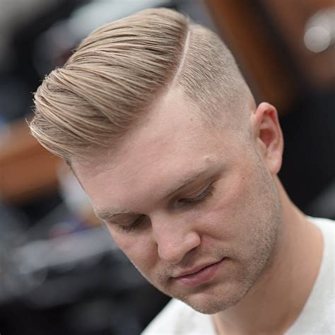 is there ever a cool comb over cool side part haircuts to get in 2018