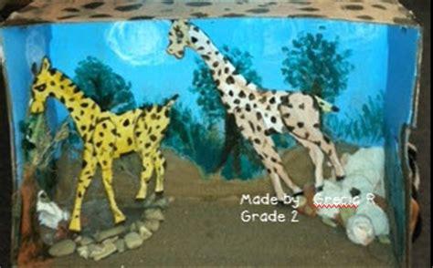 making lemonade in second grade: animal diorama rama and a