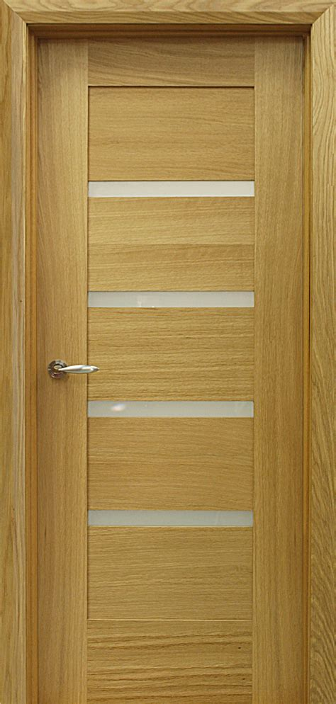 Shaker Vision (40mm)   Internal Doors   Oak Doors