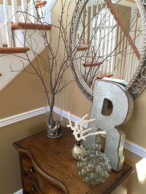 Tree Branch Decorations In The Home Cozy Winter Decor Home Plate Easy Seasonal Recipes
