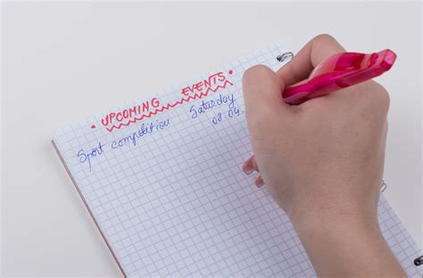 how to make your own school planner with pictures wikihow