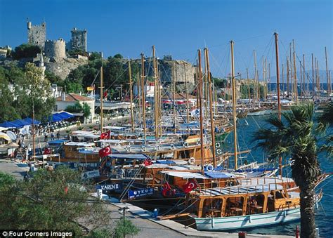 The St Tropez Of Turkey by Turkey Breaks Bet On Bodrum The St Tropez You Can