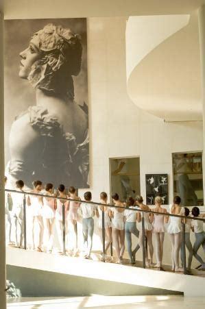 leningrad ballet school.