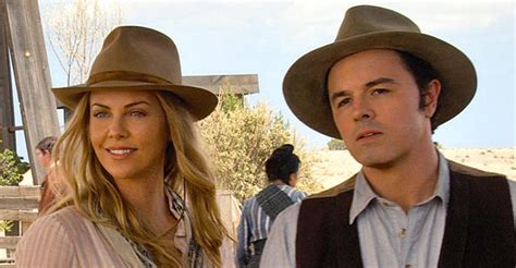 Watch A Million Ways To Die In The West 2014 Watch Angelina Jolie Surprise Fans Mean Witch In