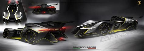 this electric single seater concept is so outrageous