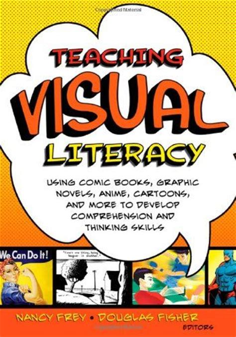 teaching visual literacy through picture books teaching visual literacy using comic books graphic