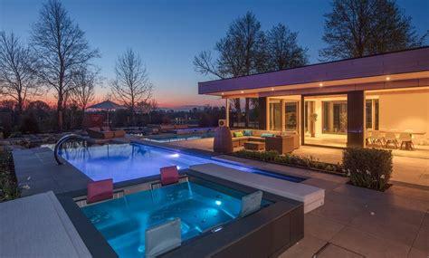 poolhaus bauen der poolgarten gt rivierapool m 252 nchen rivierapool