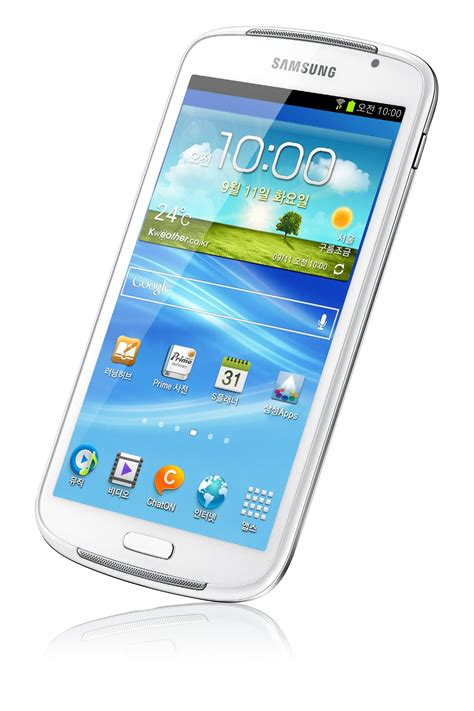 Hp Samsung Galaxy S Player galaxy player 5 8 le prochain pmp haut de gamme de