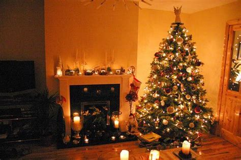 pictures of christmas decorations in homes propuestas decorativas navide 241 as
