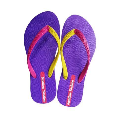 Sandal Wanita Sandal Flat Wanita Branded Cortica Gaga Brown jual sandal wanita branded harga murah blibli