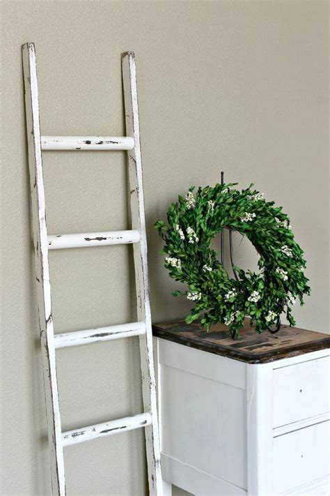 Decorative Ladder For Blankets by 25 Best Ideas About Decorative Ladders On