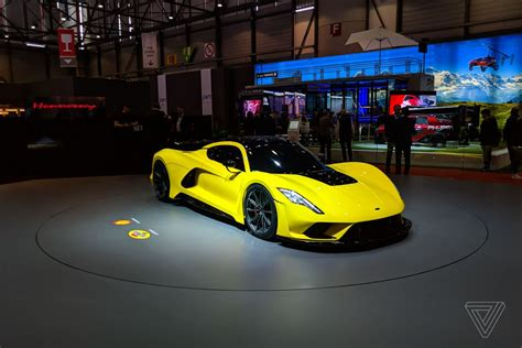 road car hennessey s venom f5 could be the road car to