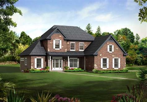 2 story southern colonial house plans colonial house plans southern colonial style house plans 2205 square foot