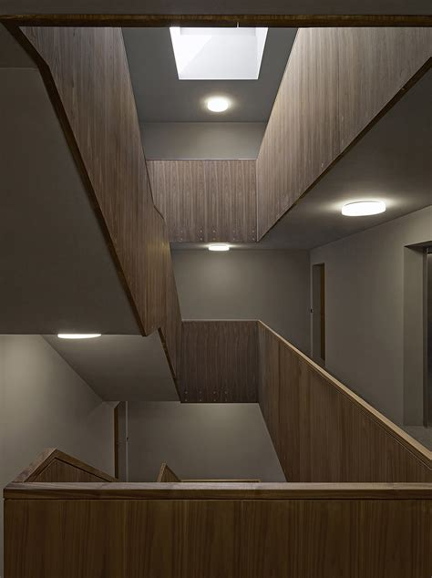 Apartment Stairs Design Apartment Buildings That The Pattern With Their Memorable Designs