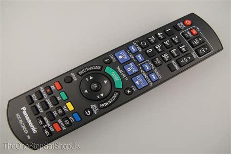 Remote Dvd Panasonic N2qahc000021 Original panasonic n2qayb000780 dvd genuine remote fits dmr