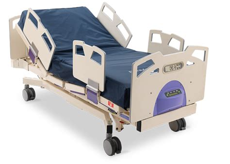 joerns bari10a bariatric adjustable hospital bed