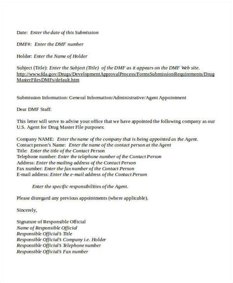 appointment letter company 7 sle appointment letter free sle exle