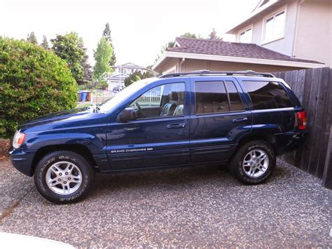 blue jeep grand cherokee 2001 100 service manual jeep grand cherokee limited 2001