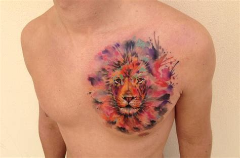 watercolor tattoos images watercolor by ondrash design of
