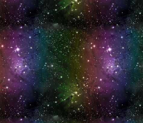 Galaxy Rainbow rainbow galaxy nebula fabric fabric lovelylepidoptera