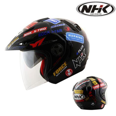 helm nhk x2 sticker pabrikhelm jual helm murah