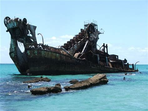 trash boat brisbane yesterdays trash today s treasure moreton island