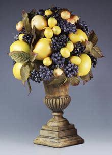 blueberries and lemons centerpiece favecrafts com