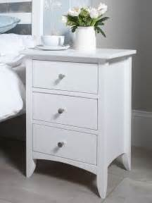 white side tables bedroom edward hopper white bedside table bedroom furniture direct