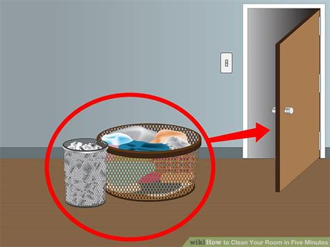 10 steps to clean your room how to clean your room in five minutes 13 steps with