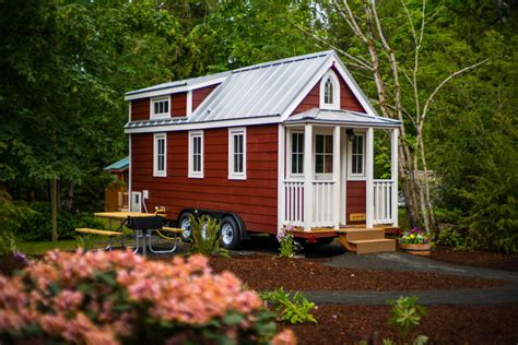 rent tiny home tiny house tour this adorable rental available at mt tiny house in oregon