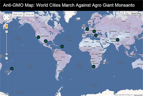 world cities interactive map map cities anti agro monsanto see the