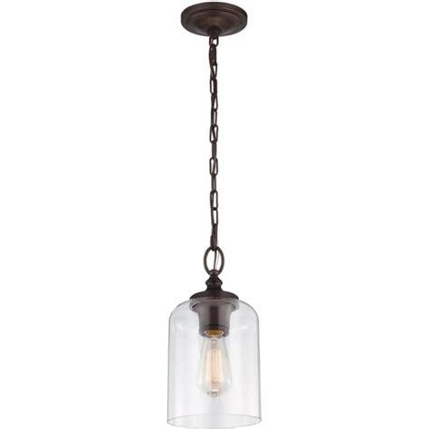 pendant lighting rubbed bronze finish elstead lighting feiss hounslow single light ceiling