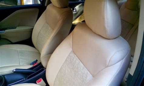 new seat upholstery new honda city fabric seat covers