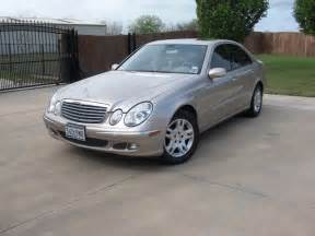 Mercedes E320 2005 2005 Mercedes E Class User Reviews Cargurus