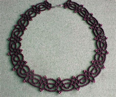free jewelry patterns free pattern for necklace juliette magic