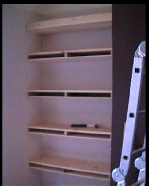 how to make wall shelves estate buildings information