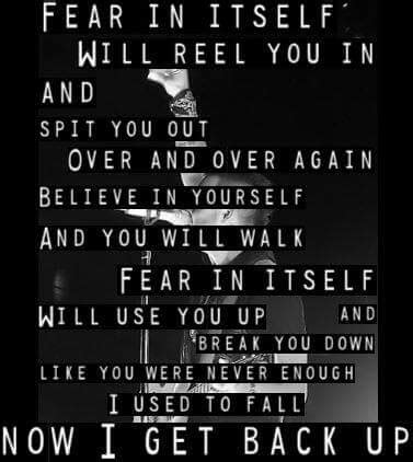 home blue october lyrics fear lyric by blue october sayings quotes pinterest