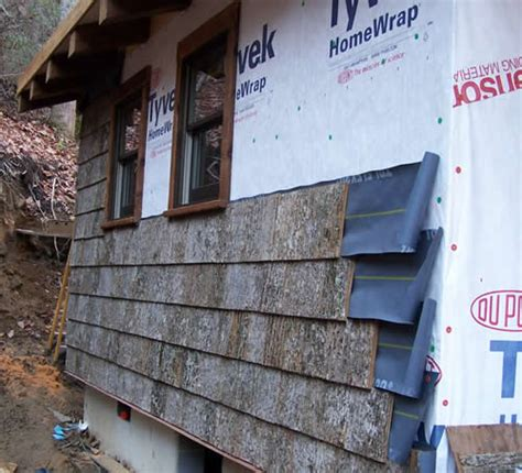 how to install wood siding on a house poplar bark siding installation parton bark siding