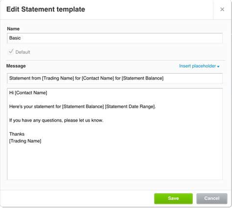 send email template xero release smarter better faster stronger xero