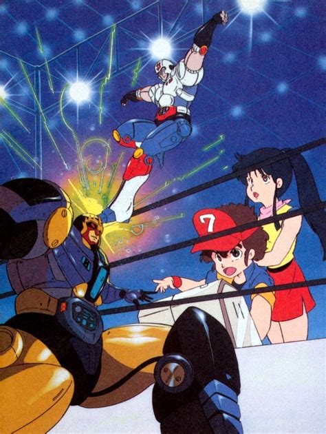 Anime 70s by 5 Most Nostalgic Mecha Anime From The 80s Tokyo