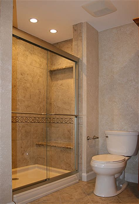 shower remodel ideas for small bathrooms bathroom remodeling fairfax burke manassas va pictures