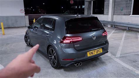 Golf 7 Gti Facelift Tieferlegen by Is This Vw Golf Gtd Facelift Mk7 5 A Hot Hatch Youtube