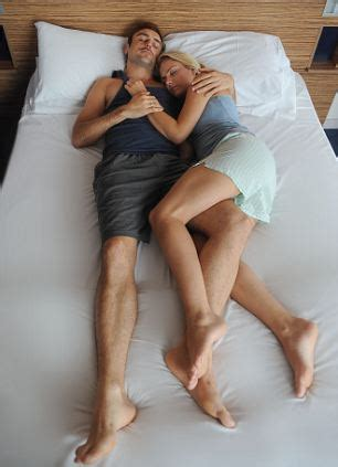 new positions in bed what our sleeping habits say about our love lives daily